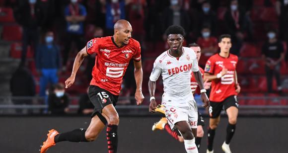 Monaco - Rennes sur Multisports 1