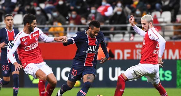 PSG - Reims sur Canal+Décalé