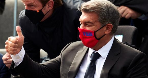 Mundo Deportivo: «Révolution»