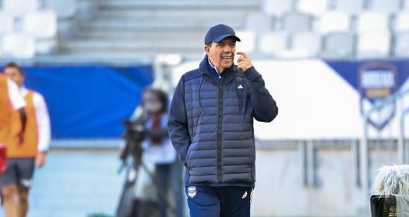 Girondins : après son tacle à la direction, Gasset se prend ses choix en pleine tête