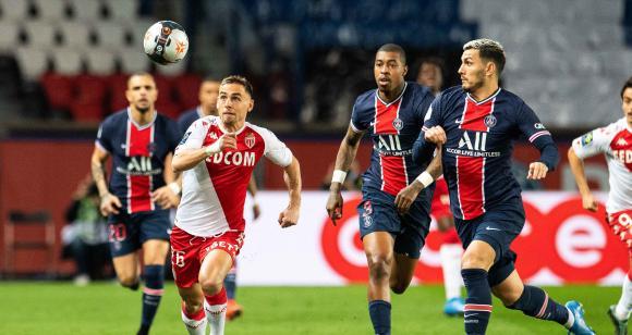 Monaco - PSG sur France 2 et Eurosport 2