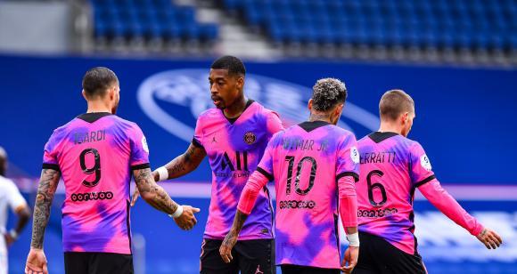 Neymar et Kimpembe probablement sauvés par le CNOSF
