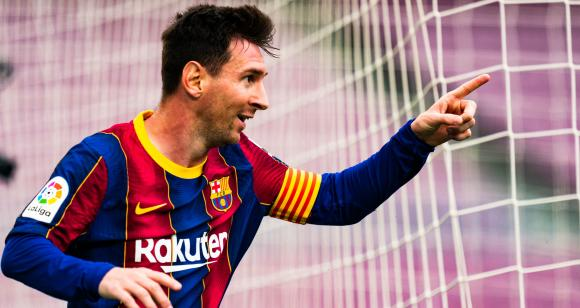 FC Barcelone : Lionel Messi a encore cloué le bec de Cristiano Ronaldo