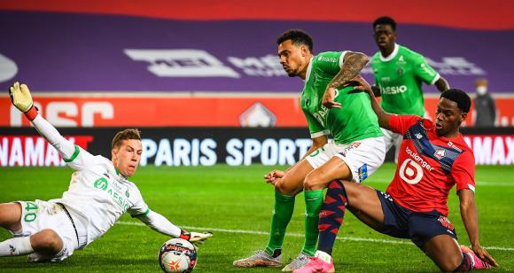 ASSE, FC Nantes, RC Lens, OM, OL, PSG : les Verts dominent le classement le plus musclé de L1