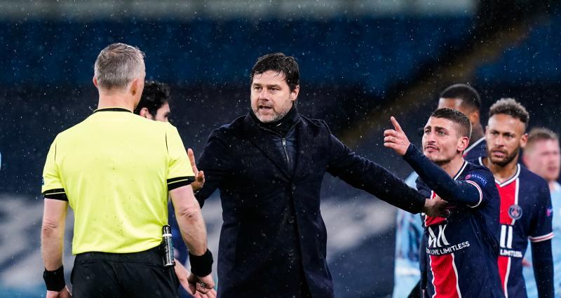 PSG: la foudre s'abat sur Marco Verratti, Pochettino à son chevet