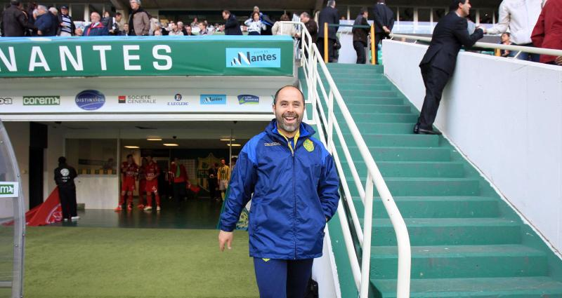FC Nantes : l'énorme appel du pied de Ziani pour l'après-Kombouaré