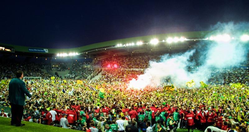 Les infos du jour : le FC Nantes fête les 20 ans de son dernier titre, le PSG lorgne une pépite de l'ASSE