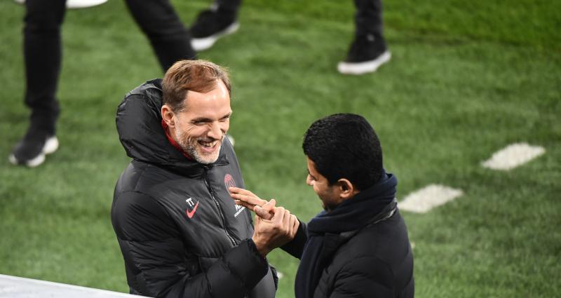 PSG - Mercato : Tuchel prêt à chiper l'un de ses chouchous à Al-Khelaïfi !