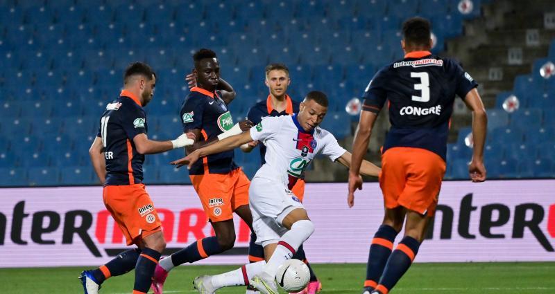 Coupe de France : MHSC 2-2 PSG (fin du temps réglementaire)