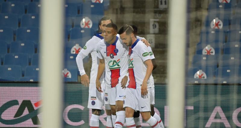 Coupe de France : le PSG qualifié pour la finale