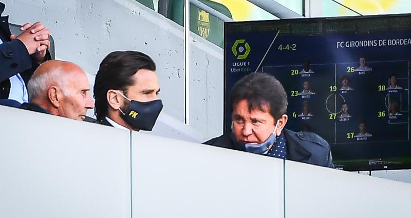 FC Nantes: supporters en colère, fuite des sponsors... Kita ne s'affole pas