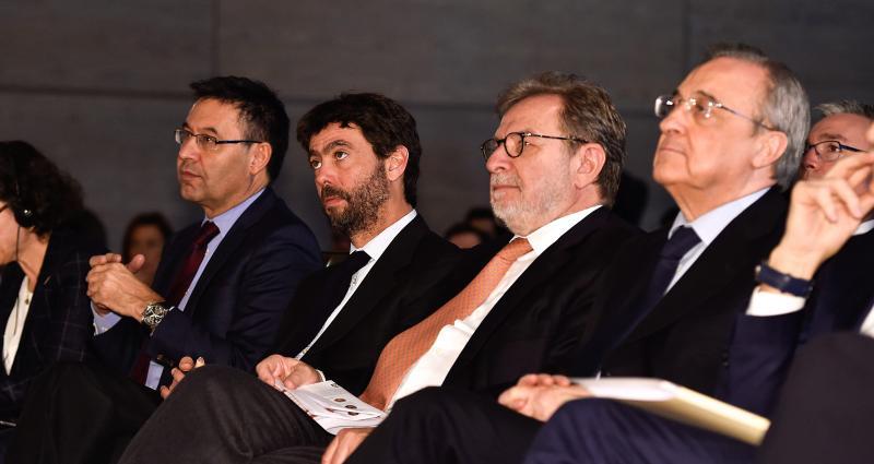 FC Barcelone, Real Madrid, Juventus: les pontes de la Super League attaquent l'UEFA en justice!
