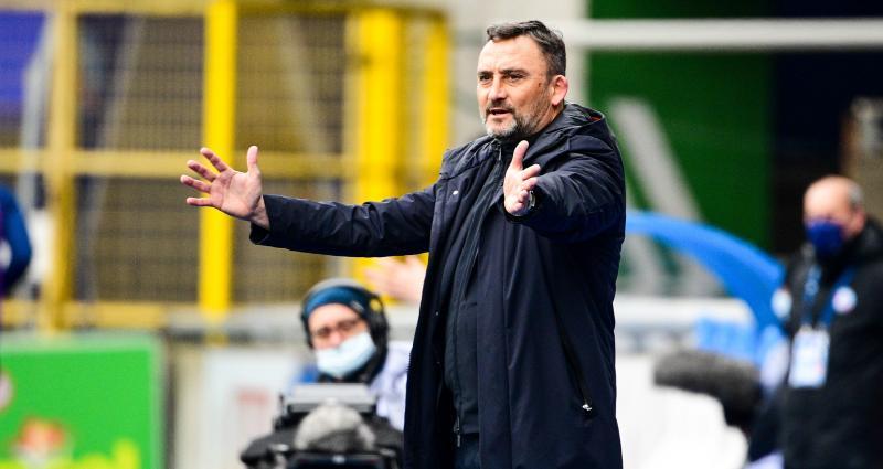 RC Lens: blessés, derby, Bordeaux, Europe... Haise répond à tout et lâche une pique à Sampaoli