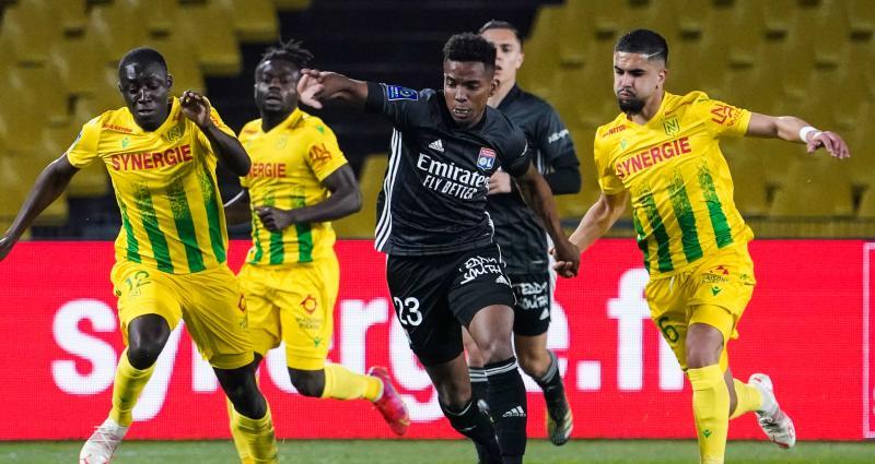 FC Nantes: ce n'est pas la prime maintien mais l'OL qui a débloqué les Canaris