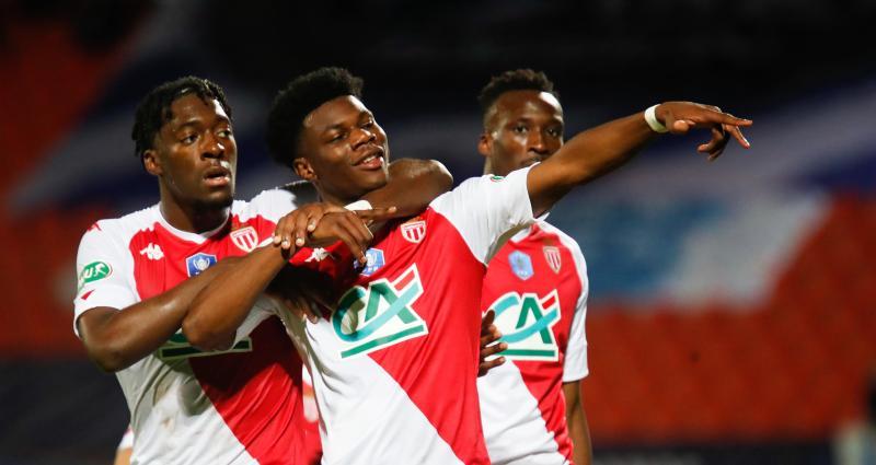 Rumilly Vallières - AS Monaco (1-5) : les Monégasques mettent fin au parcours du petit poucet