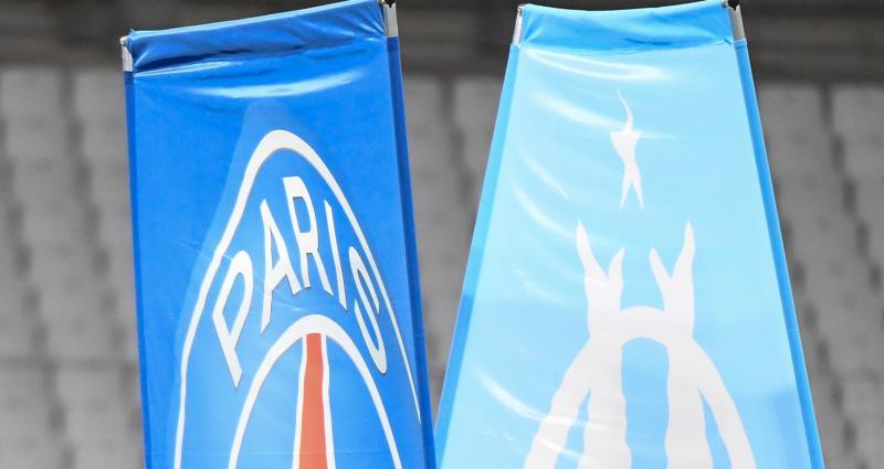 PSG, OM: Marseille et Paris présentent leurs nouveaux maillots (photos)