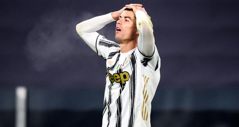 Juventus, PSG – Mercato: Cristiano Ronaldo bloqué à Turin... dans un vestiaire hostile?
