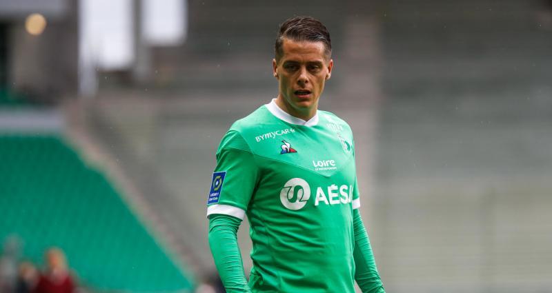 ASSE - Mercato : un rival de Ligue 1 prêt à sauter sur Hamouma ?