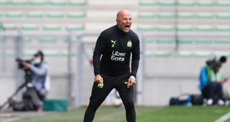 OM : Sampaoli écarte quatre joueurs pour la fin de saison
