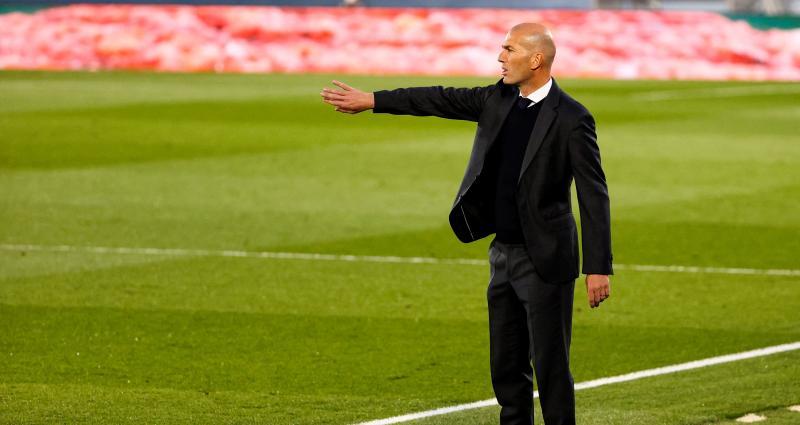 Real Madrid, Juventus - Mercato : Zidane a annoncé à son vestiaire sa grande décision