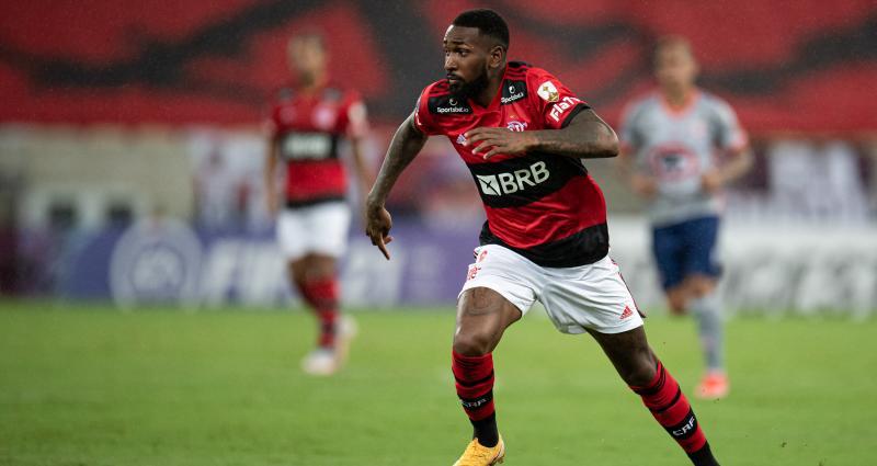 OM - Mercato : Flamengo donne rendez-vous pour Gerson