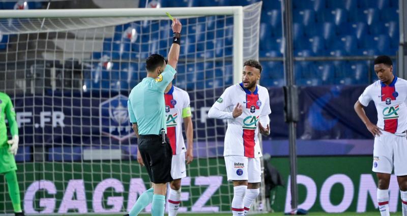 PSG : la suspension de Neymar confirmée pour l'exemple ?