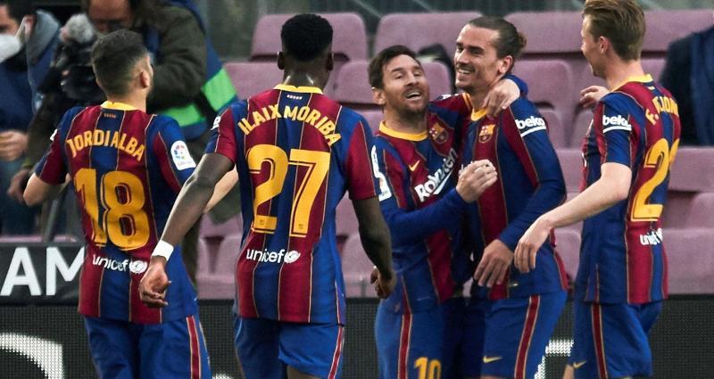 FC Barcelone, Real Madrid, Atlético Madrid : les compos du multiplex de Liga