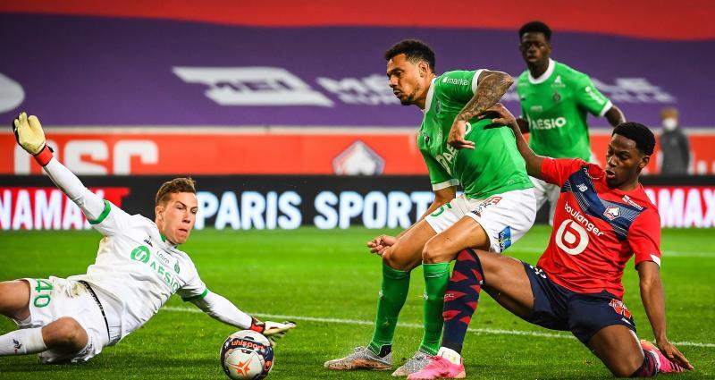 ASSE, OM, PSG, Girondins, OL, RC Strasbourg : ils sont dans l'équipe type