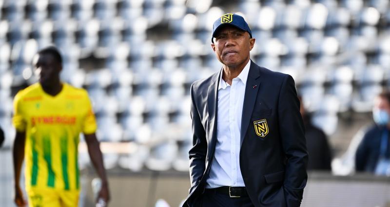 FC Nantes : Kombouaré reçoit une première bonne nouvelle avant Montpellier