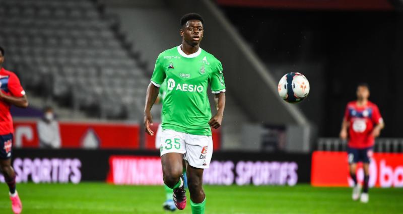 ASSE : Lille, Dijon, la saison prochaine... Saidou Sow en dit plus