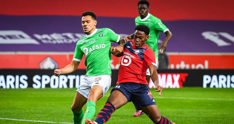 ASSE : deux Verts ont vraiment marqué des points à Lille