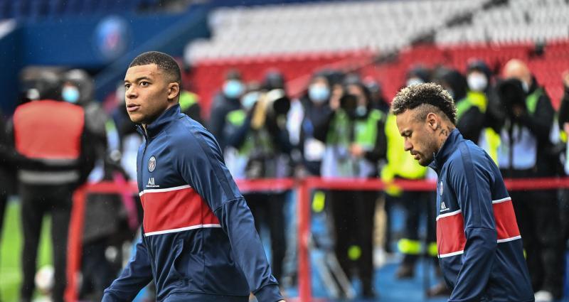 PSG : Mbappé a supplanté Neymar