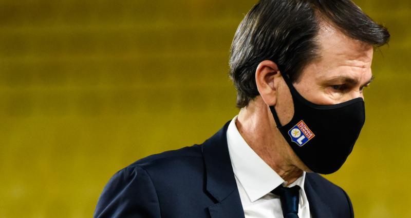 OL, OM, ASSE, LOSC – Mercato : une piste tombe à l'eau pour Rudi Garcia