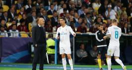 Juventus, Real Madrid - Mercato : Ronaldo pousse pour faire venir Zidane