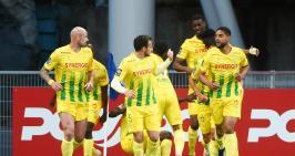 Dijon - FC Nantes (0-4) : les 3 héros de la victoire des Canaris et les scénarios pour le maintien
