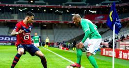 LOSC - ASSE (0-0) : les Verts ont scotché une figure du FC Nantes