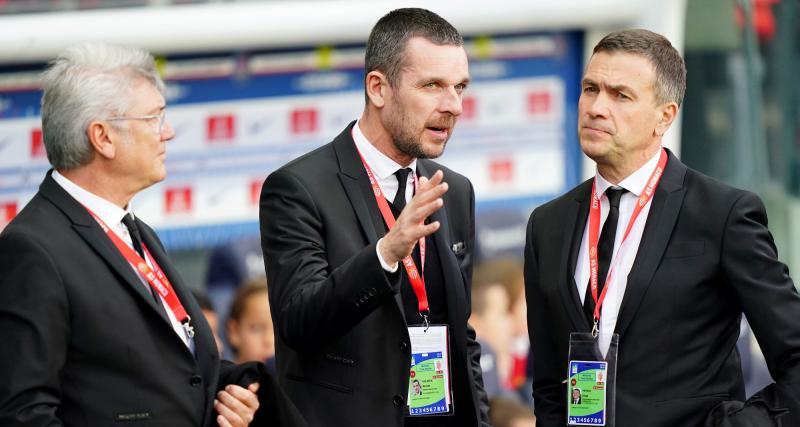 Stade Rennais – L'oeil de Denis Balbir: «Le ticket Holveck – Maurice peut paraître surprenant»