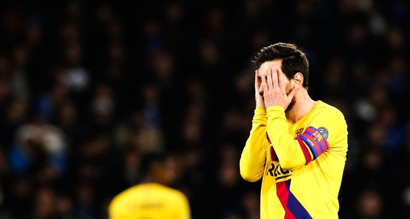 FC Barcelone : Messi touché par une fake news relative à Ronaldinho