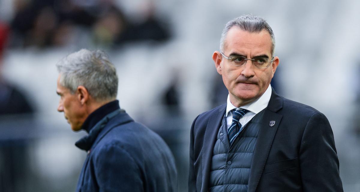 Girondins - Mercato: austérité, Sousa, Macia... ça ne sent pas bon à Bordeaux!