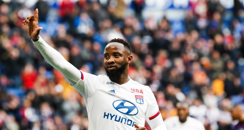 OL : Moussa Dembélé a égalé une idole lyonnaise