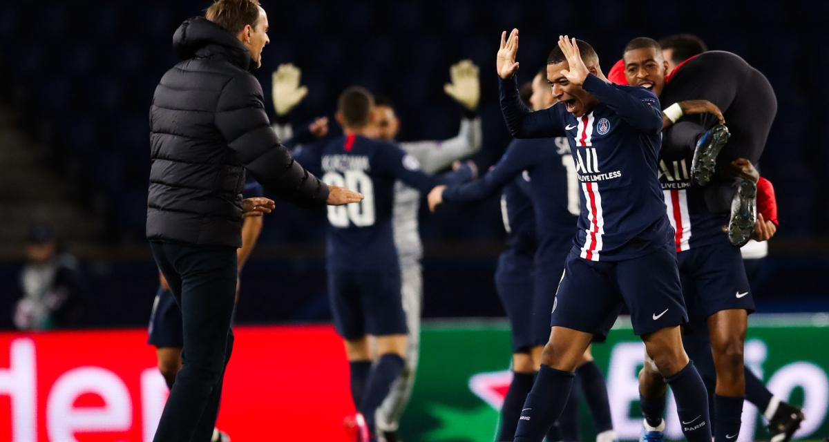 PSG - Dortmund (2-0) : Neymar, Mbappé, Cavani...la joie des Parisiens dans le vestiaire (Vidéo)