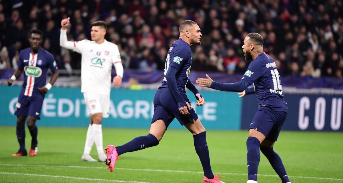 PSG - Dortmund (2-0) : Kurzawa en transe avec les Ultras parisiens (Vidéo)