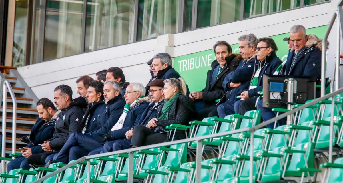 ASSE : Rocheteau, un rappel salutaire pour les Verts ?