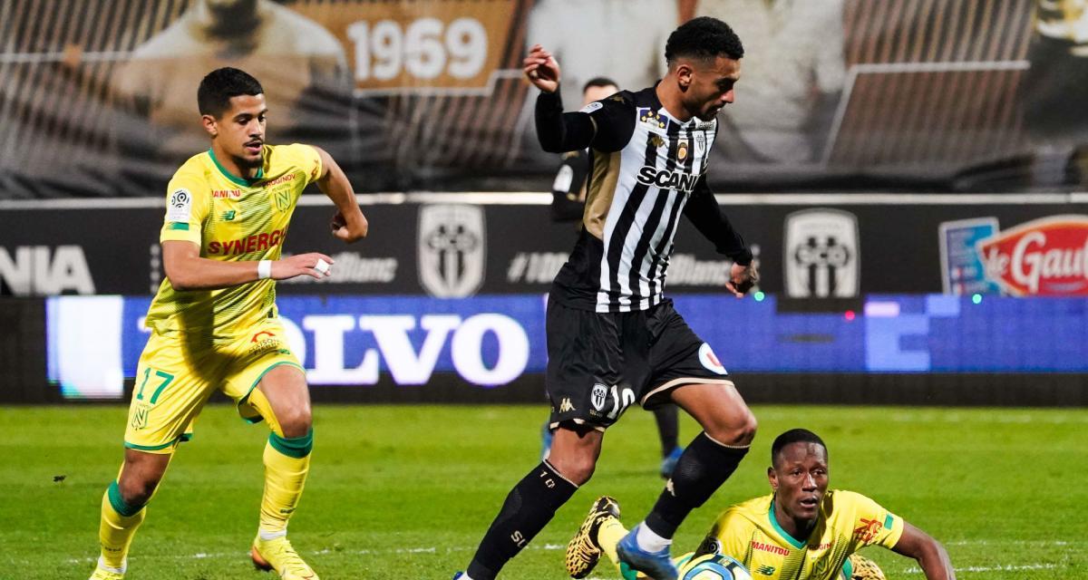 SCO Angers – FC Nantes (2-0): 3 raisons de s'inquiéter pour la fin de saison des Canaris