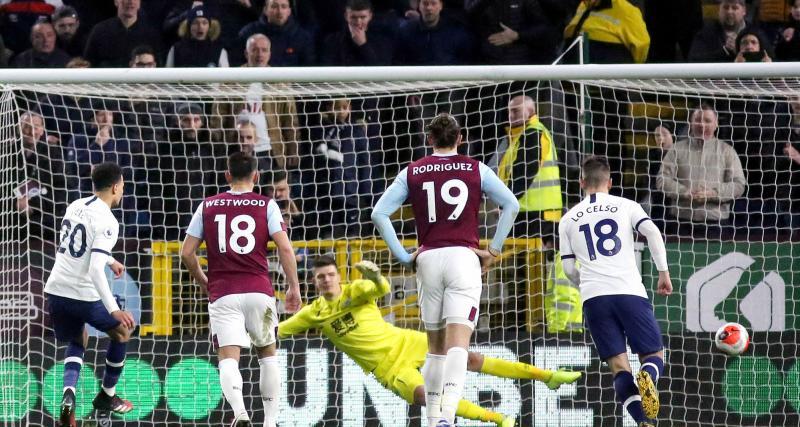 Résultat Premier League: Tottenham ne ramène qu'un point de Burnley (1-1)