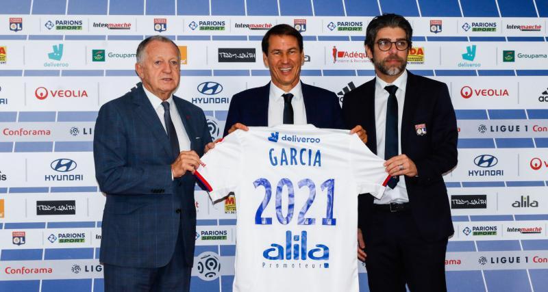 OL : avant le PSG, Sidney Govou encense Rudi Garcia et Juninho