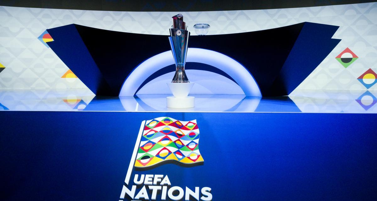 Ligue des Nations 2020: du lourd pour la France (Croatie, Suède et Portugal), le tirage complet