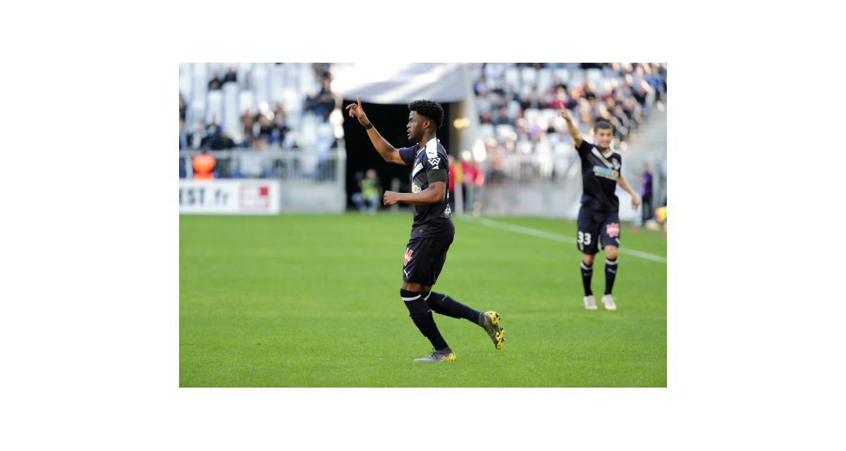 Girondins - Mercato : Maja rêve déjà d'un autre club