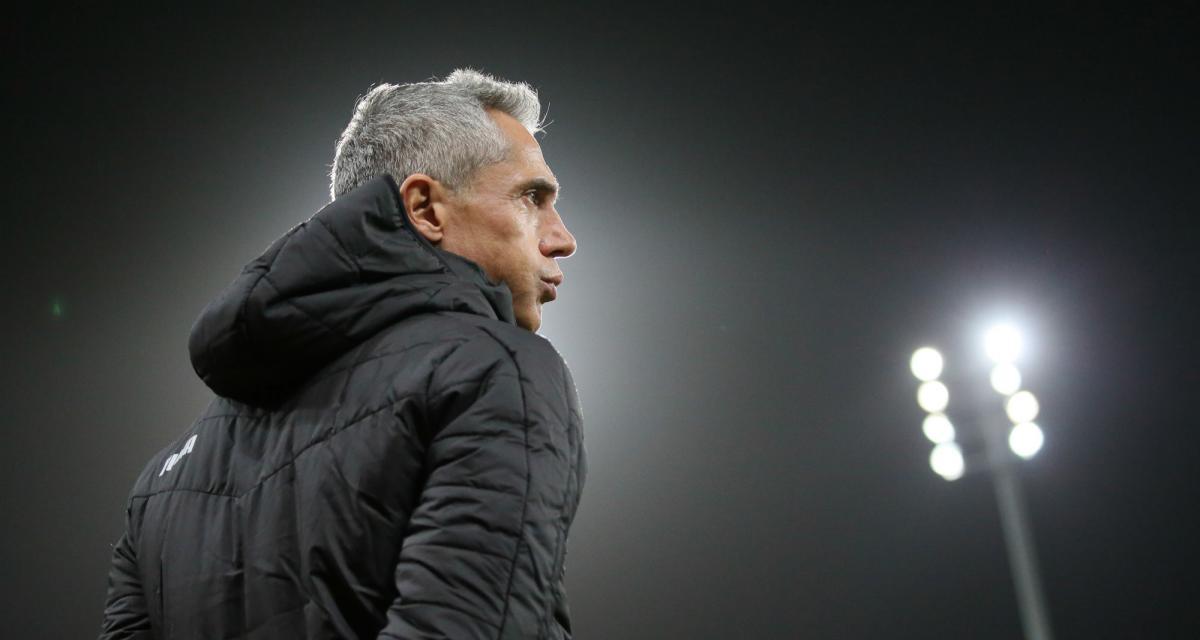 Girondins- OGC Nice (1-1): Paulo Sousa retient le positif malgré l'inquiétude Pablo