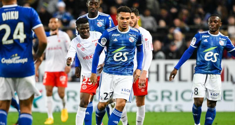 RC Strasbourg – Mercato: Kenny Lala dans le viseur du LOSC?